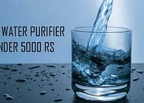 Best Water Purifiers under 5k Rs